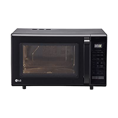 LG MC2846BLT 28-Liter Convection Microwave Oven (Black) (1)