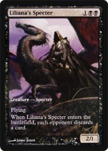 Magic: the Gathering  Liliana's Specter  Unique & Misc. Promos Picture