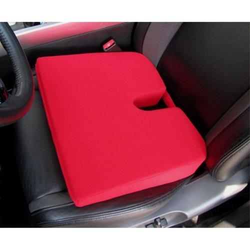 Trillium Worldwide (WED-500) Red Memory Foam Ortho Wedge Cushion
