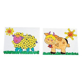Do A Dot Art Marker Activity Sheets: Farm Animals front-842853