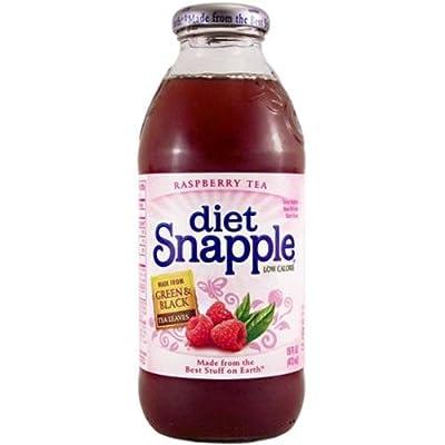 Snapple Diet Raspberry Tea 16 FL OZ (473ml)-1 Bottle von Dr Pepper Snapple Group auf Gewürze Shop