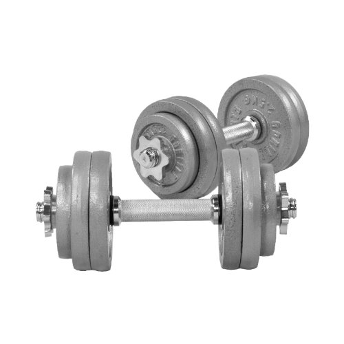 Cast Iron Dumbbell Set 30Kg