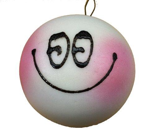 Squishy Eyes : Jumbo Blushing Bun Squishy Line Eye Smile Face Steam Bun Squishies Food, Beverages Tobacco Food ...