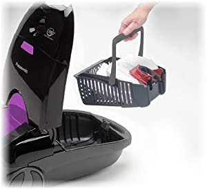 Panasonic MC CG937 OptiFlow Canister Vacuum Cleaner Review