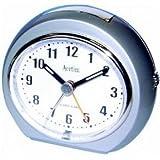 Sidewinder Alarm Clocks (Silver)