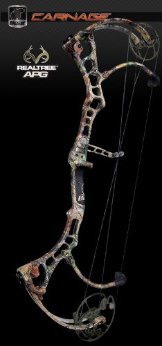 Bear Bow Carnage Right Hand Realtree APG HD 70lb