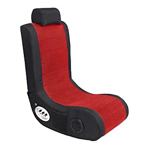lumisource boomchair gamer video game chair On silla x rocker 51491 extreme iii 2 0 gaming rocker chair with audio system