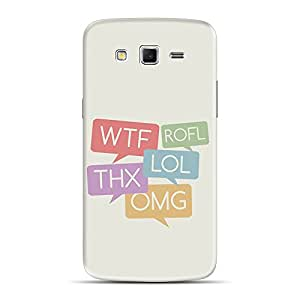 Inkif Printed Designer Case For Samsung Galaxy Grand 2 Multi-Coloured