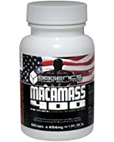 US Premium Maca Andina di BBGENICS - MacaMass 400
