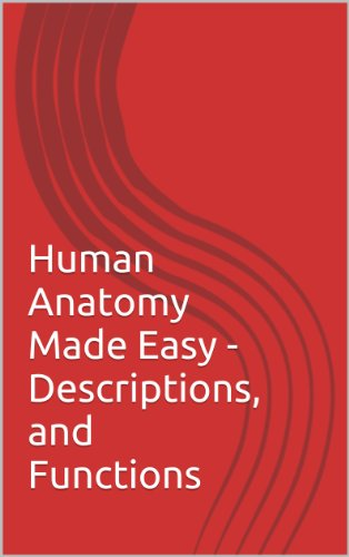 Human Anatomy Made Easy - Descriptions and Functions