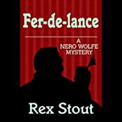 Fer-De-Lance | [Rex Stout]