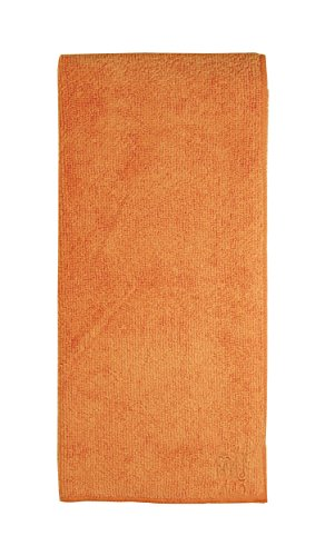 MU Kitchen Microfiber Towel, Orange
