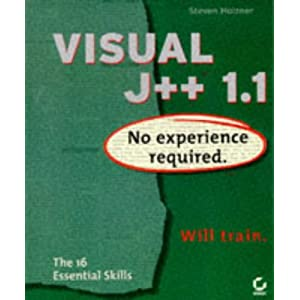 Visual J++ 1.1: No Experience Required