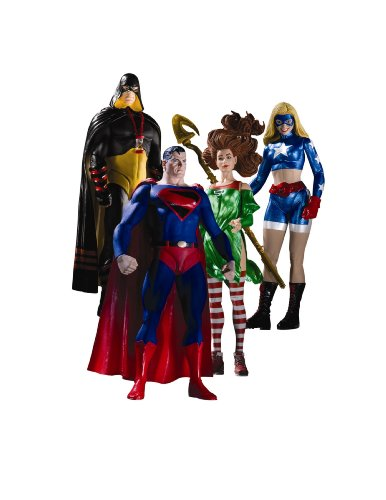  Justice Society of America: Series 2 Action Figure Set
