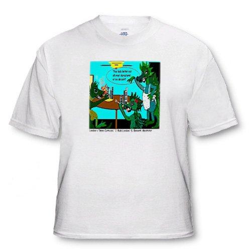 Dinosaur Dinners - Adult T-Shirt Large