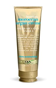 Organix Luxury Moroccan Argan Cream Sheer Opulence Masque, 200ml