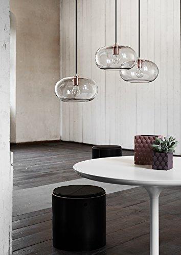 Frandsen - Kobe Pendelleuchte Kupfer - Glas Metall - 30 cm 250 cm