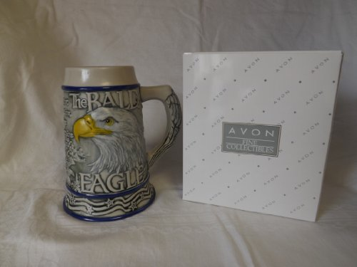 Avon American Animal Stein with box