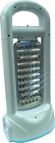 Super-IT 50 LED Solar Emergency Light With Torch