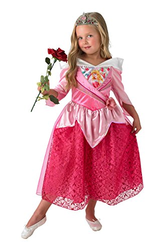 ~ Sleeping Beauty (Shimmer) Deluxe - Kids Costume 5 - 6 years