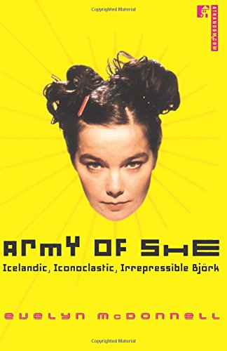 Image for publication on Army of She: Icelandic, Iconoclastic, Irrepressible Björk