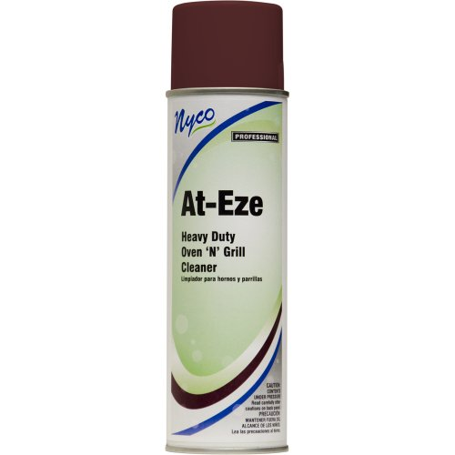 Nyco Products Nl206-A12 At Eze Aerosol Oven And Grill Cleaner, 18-Ounce Aerosol Can (Case Of 12) front-131693