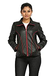Fbbic Women's Jacket (16132_Large_Black)
