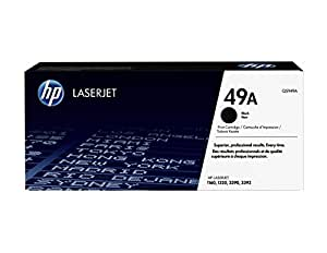 HP 49A (Q5949A) Black Original LaserJet Toner Cartridge