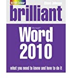 Brilliant Word 2010 (0273736108) by Steve Johnson