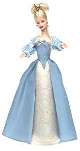 Barbie Dolls of the World - The Princess Collection: Princess of the Danish Court
