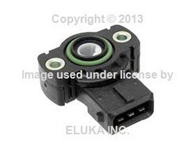 BMW Genuine Throttle Position Switch for 318i 318is 840Ci 840i 740i 740iL 525i 530i 540i 318i 318is 318ti 320i 323i 325i 325is 328i M3 M3 3.2 740i 740iL 528i 540i 540iP Z3 1.9 Z3 2.8 Z3 M3.2