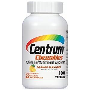 Centrum Multivitamin/Multimineral Supplement