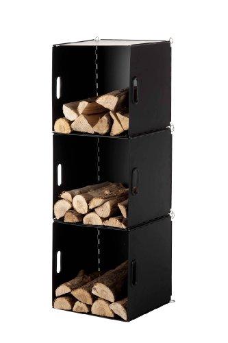 clp exklusiver kaminholzst nder f r die wand 60x150 hier g nstig kaufen kaminholz. Black Bedroom Furniture Sets. Home Design Ideas