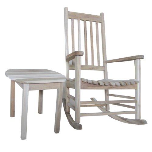 Wood Porch Rocker front-1020737