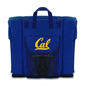NCAA California Golden Bears Portable Stadium Seat by Picnic Time
