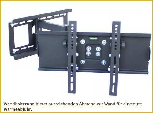 lcd led tv vesa universelle wandhalterung wandhalter 26 27 30 32 37 40 42 zoll r03 elektrodiscount. Black Bedroom Furniture Sets. Home Design Ideas