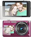 Soft-Display protection sheets Samsung ST600 (6 pieces)