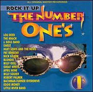 The Number Ones: Rock It Up [Musikkassette]