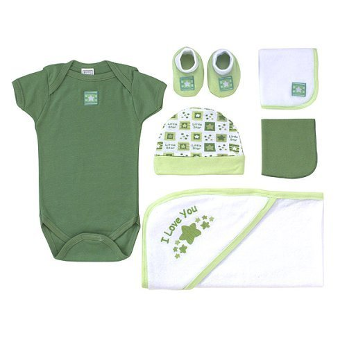 6-Piece Bath Time Basics Set - Buy 6-Piece Bath Time Basics Set - Purchase 6-Piece Bath Time Basics Set (Luvable Friends, Luvable Friends Apparel, Luvable Friends Toddler Boys Apparel, Apparel, Departments, Kids & Baby, Infants & Toddlers, Boys, One-Pieces & Rompers)