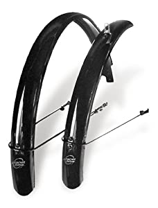 Planet Bike Full ATB Front and Rear Bicycle Fender Set (60mm Wide)