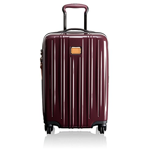 Tumi V3 International Carry-on 36 L, Merlot (Red) - 0228060MER