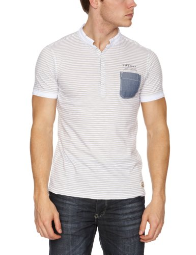 Firetrap Ease Polo Men's T-Shirt White XX-Large