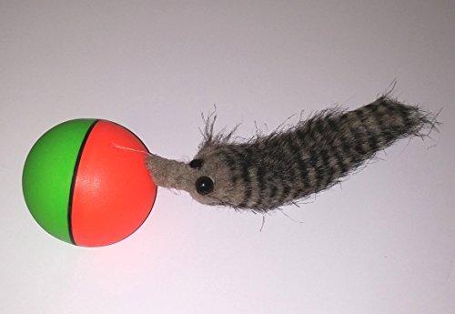 Beavers Rolling Weasel Motor Ball - 1