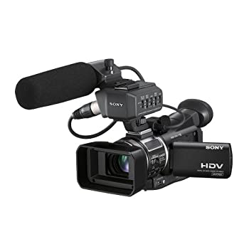 The Sony HVR-A1U camcorder captures 1080i HDV images using a newly developed 1/3-inch type, 2.97-megapixel (total) CMOS sensor with new Enhanced Imaging Processor(tm) technology that optimizes the performance of the CMOS sensor. The result is HD qual...