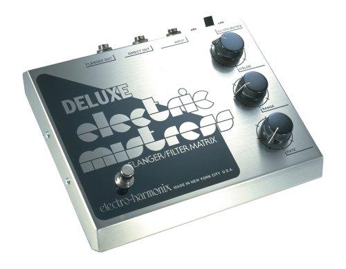 Electro Harmonix deluxe electric mistress flanger [Electronics]