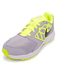 NIKE DOWNSHIFTER 6 GS/PS WOLF GREY/Black/Volt/White 684979-001