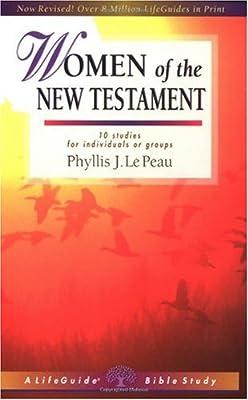 Women of the New Testament (Lifeguide Bible Studies)
