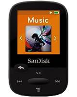 Lecteur MP3 SanDisk Clip Sport 8Go Noir  (SDMX24-008G-G46K)