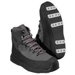 Buy Patagonia Rock Grip Wading Boot - Aluminum Bar Narwhal Grey, 11 by Patagonia