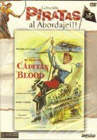El Hijo Del Capitan Blood (Il Figlio del capitano Blood)[Non-USA DVD format: PAL, Region 2 - Import - Spain]
